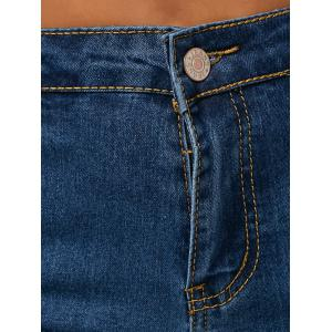 Short taille mince taille basse - Bleu XL