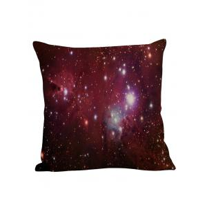 Star Sky Decorative Linen Pillow Case