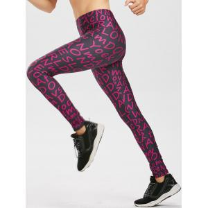 Allover Graphic Leggings