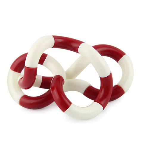 Fidget Twist Tangle Toy Stress Reliever