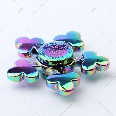 Store Time Killer Stress Relief Toy Fidget Hand Spinner - 6*6*1.5CM COLORFUL Mobile