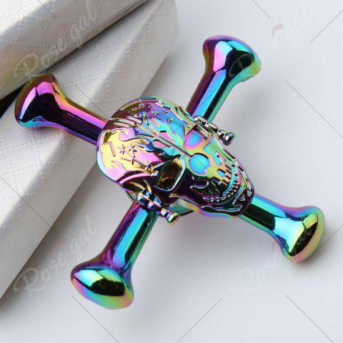 Shops Colorful Skull Focus Gadget Fidget Hand Spinner - 7*7*1.5CM COLORFUL Mobile