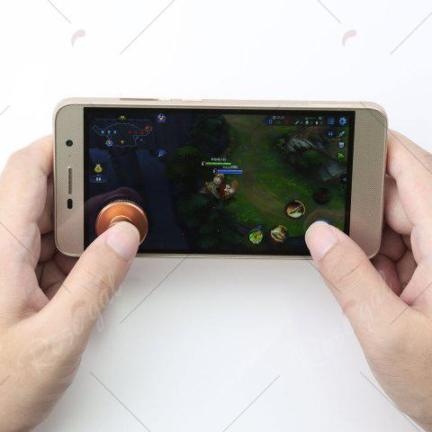 Discount Mobile Phone Anti Stress Game Controller Hand Spinner - 2.5*2.5CM ROSE GOLD Mobile