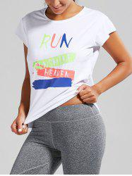 Active Funny Graphic T-shirts