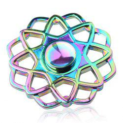 Colorful Hollow Out Fidget Spinner Finger Gyro