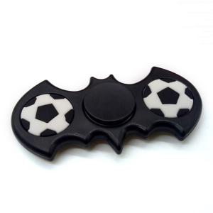 Anti Stress Football Pattern Batwing Hand Spinner -