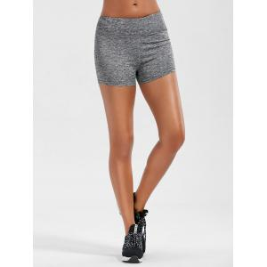 Mini Gym Running Shorts with Pockets -