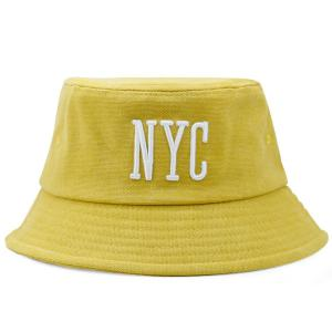 Sunscreen Letters Embroidery Fisherman Cap