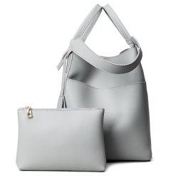 Pouch Bag and Convertible Handbag
