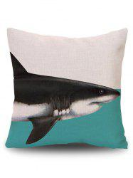 Dolphin Printed Cushion Cover Pillow Case