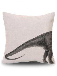 Home Decor Dinosaur Animal Throw Pillowcase
