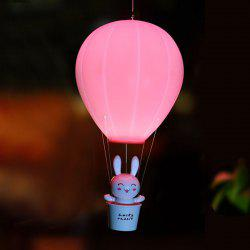 Hot Air Balloon USB Charging Remote Control Night Light