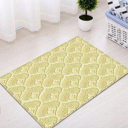 Patterned Water Absorbing Anti-skid Area Rug