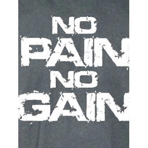 No Pain No Gain Workout Tank Top -