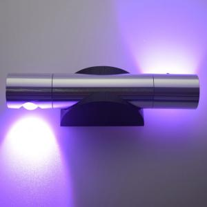 LED Wall Light for Bedroom - Purple - W79 Inch * L59 Inch