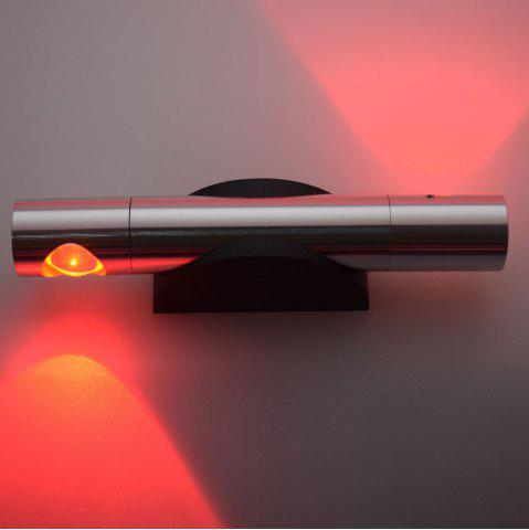 Store LED Wall Light for Bedroom - RED  Mobile