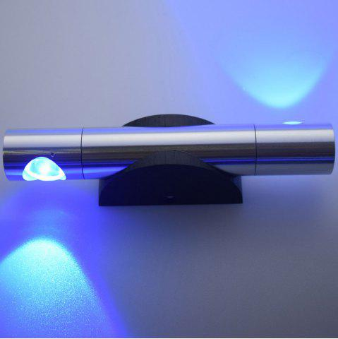 Outfit LED Wall Light for Bedroom - BLUE  Mobile