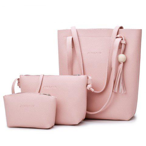 Store Tassel 3 Pieces Handbag Set