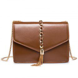 Chains Tassel Cross Body Bag