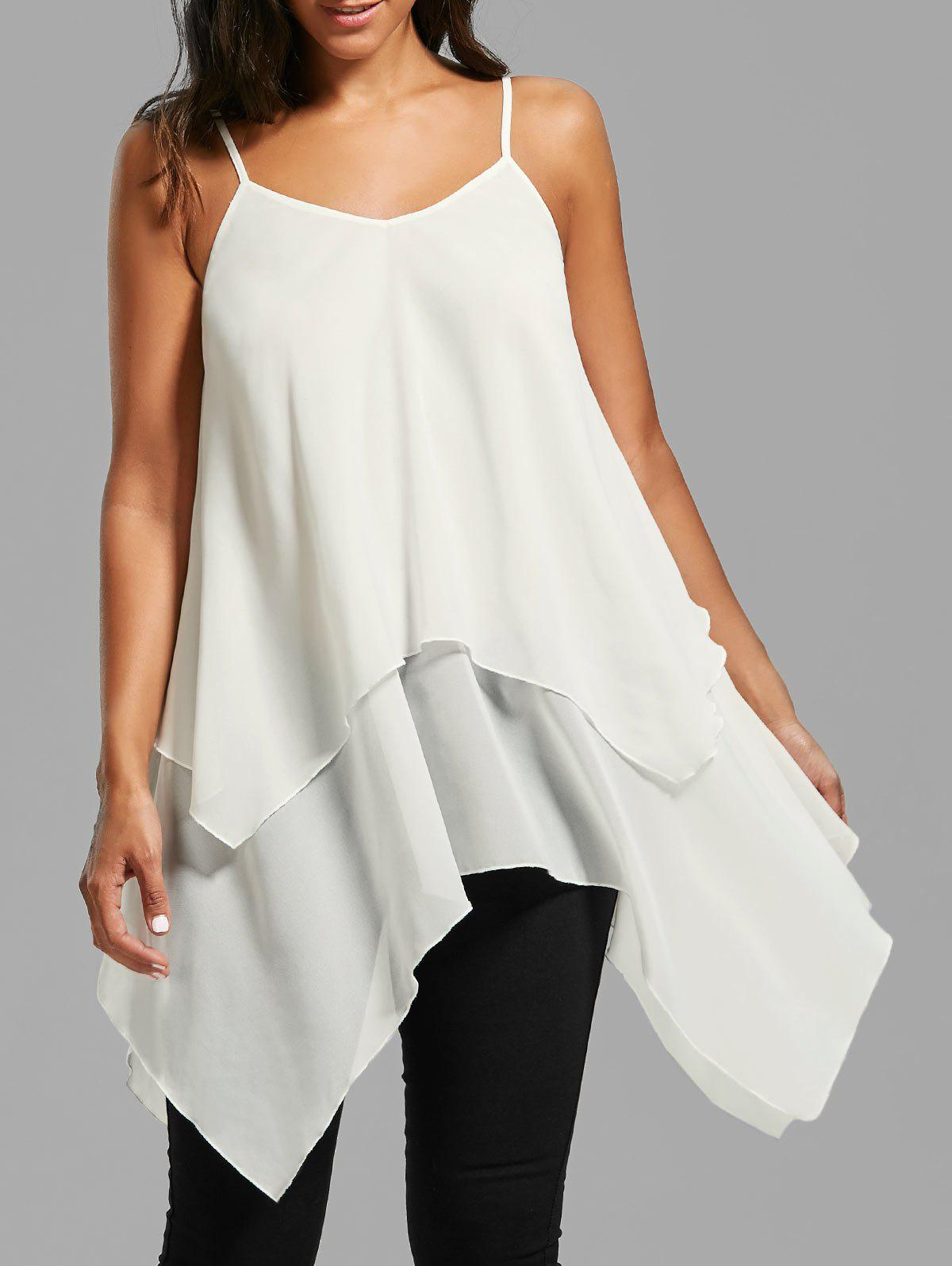 Buy the latest flowy white tank top cheap shop fashion style with free shipping, and check out our daily updated new arrival flowy white tank top at reasonarchivessx.cf