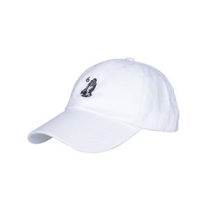 Sunscreen Palms Number Embroidery Baseball Hat - ALL WHITE