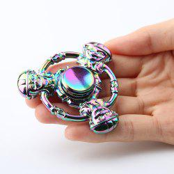 Cartoon Logger Vick Colorful Fidget Spinner Stress Reliver - Multicolore