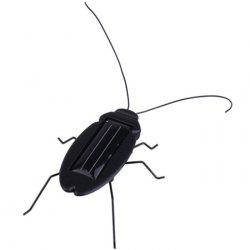Solar Powered Cockroach Educational Toy