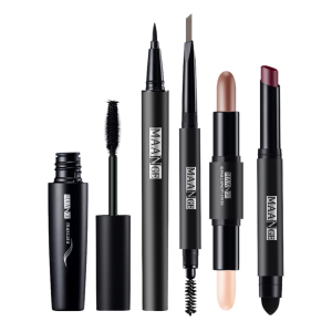 5Pcs Portable Makeup Cosmetics Set
