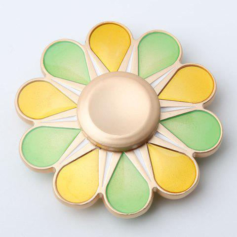 Discount Floral Fidget Toy High Speed Hand Spinner
