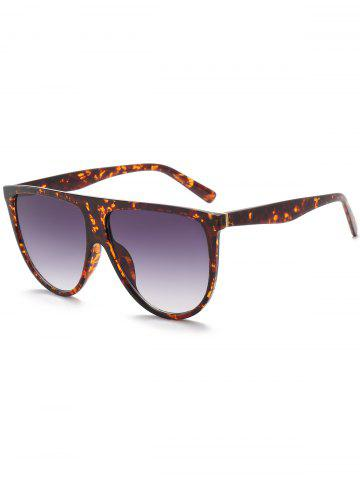 Best Wide Attached Frame Anti UV Sunglasses - AMBER  Mobile