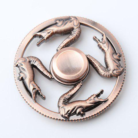Anti Stress Dragon Metal Finger Toy Fidget Spinner
