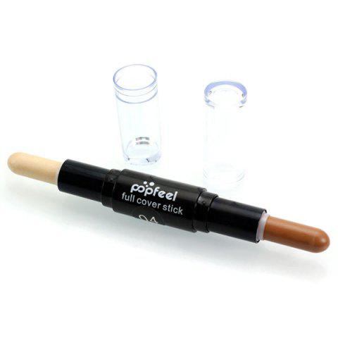 Buy Double-Headed Highlighting Concealer Stick #04