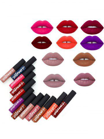 Sale Long Lasting Matte Liquid Lipgloss - #08  Mobile