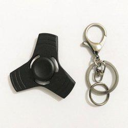 EDC Stress Reliever Fidget Spinner Cool Keyring -