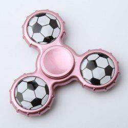 Fidget Toy Football Pattern Sport Hand Spinner