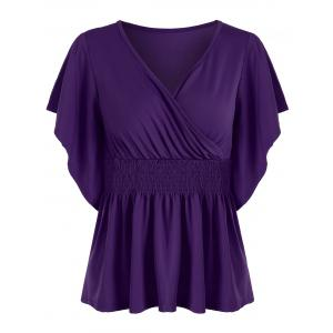 V Neck Kaftan Top
