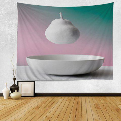 Store Hanging Pear Print Tapestry Wall Hanging Art Decoration