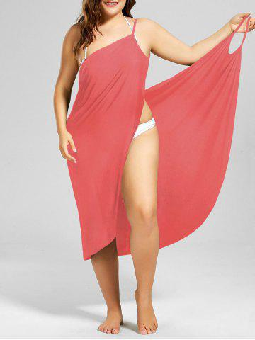 Plus Size Beach Dresses White Cover And Maxi Cheap With Free Shipping