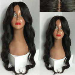 Ultra Long Center Part Loose Wave Synthetic Wig
