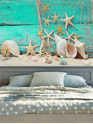 Wall Hanging Beach Style Starfish Tapestry