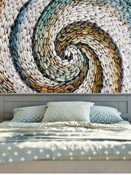 Wall Hanging Whirlwind Print Tapestry