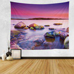 Sunset Scenery Print Tapestry Wall Hanging Art Decoration