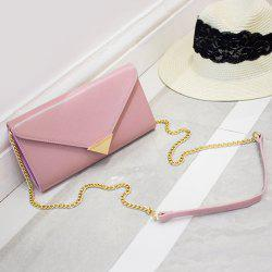 Chian Envelope Crossbody Bag