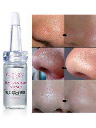 10ml*1pc Plant Essence Facial Blackheads Exporting Liquid - WHITE