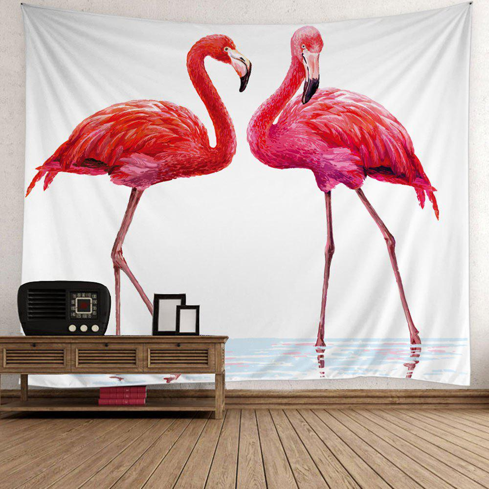 Image of Home Decor Flamingo Wall Hanging Tapestry