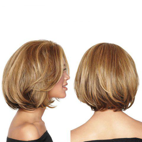 Shops Colormix Short Bob Straight Synthetic Wig COLORMIX