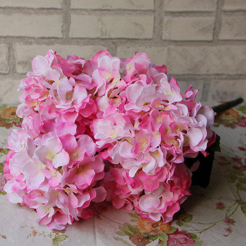 Best Home Living Room Party Decorative Ombre Artificial Flowers - PINK  Mobile