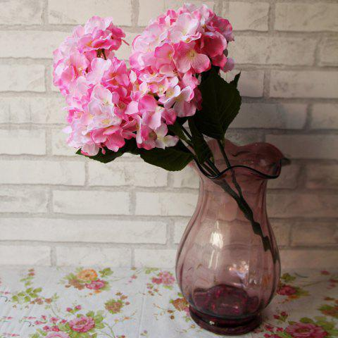 New Home Living Room Party Decorative Ombre Artificial Flowers - PINK  Mobile