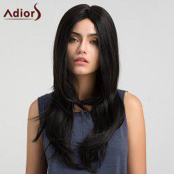 Adiors Long Center Part Straight Synthetic Wig