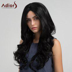 Adiors Long Center Part Wavy Synthetic Wig